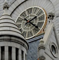 Old Post Office Clock Tower
