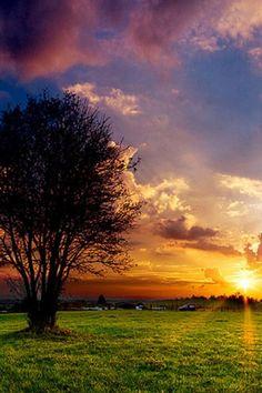 The Big Debate About Fine Art Landscape Photography – PhotoTakes Beautiful World, Beautiful Images, Field Wallpaper, Beautiful Sunrise, Beautiful Landscapes, Wonders Of The World, Mother Nature, Landscape Photography, Scenery Photography