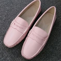 US5-9 Casual Leather penny Slip On loafers Women Flat ballet Shoes moccasin  | Clothing, Shoes & Accessories, Women's Shoes, Flats & Oxfords | eBay!