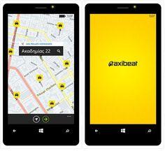 Taxibeat: Διαθέσιμο και στα Windows Phone