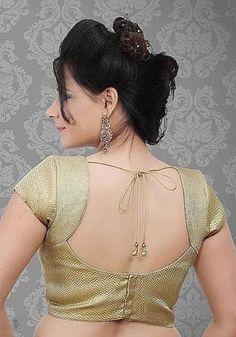 54 best ideas for indian bridal wear punjabi saree Simple Blouse Designs, Saree Blouse Neck Designs, Stylish Blouse Design, Bridal Blouse Designs, Dress Neck Designs, Blouse Designs Catalogue, Designer Blouse Patterns, Indian Bridal, Indian Wedding Sarees