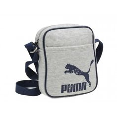 Geanta Puma Originals Jersey Shopper gray-navy Puma Original, Backpacks, Navy, The Originals, Casual, Sports, Hale Navy, Hs Sports, Excercise