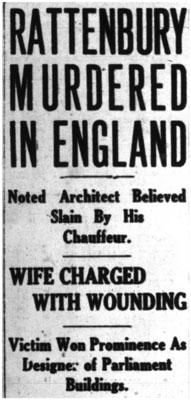 """March The British tabloids have labelled many murders """"the crime of the century."""" But the demise of Francis Rattenbury ranks with the most lurid of them all. Crime Of The Century, Read Later, Vancouver, March, British, Canada, Victoria, Memories, In This Moment"""