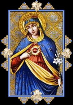 Immaculate Heart of Mary - Devotion explained