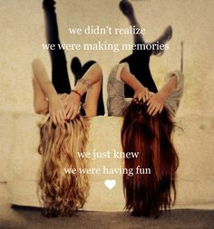 So true! makes me think of my BFF