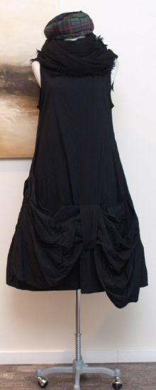 Rundholz - Ribbon black dress - Winter 2014