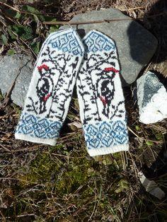 Ravelry: Woodpecker pattern by Natalia Moreva