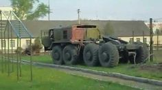 MAZ pulling stump in military base in UkraineAuthor: Posted: 22 July 0 Huge Truck, Big Rig Trucks, Expedition Vehicle, Diesel Trucks, Heavy Equipment, Military Vehicles, Monster Trucks, Army, Cool Stuff