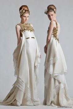 What would Sigyn wear: Krikor Jabotian