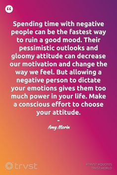 Negative People Quotes, Negative Person, Positive Vibes Quotes, Wisdom Quotes, Quotes To Live By, Life Quotes, You Deserve Better Quotes, How To Motivate Employees, Motivational Quotes