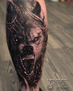 Tattoo Artists, Wolf, Ink, Photo And Video, Tattoos, Videos, Animals, Instagram, Tattoo Ideas