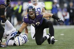 Cleveland Browns agree to terms with linebacker Paul Kruger from the Baltimore Ravens: NFL free agency 2013