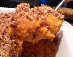 Sweet Potato Praline Casserole