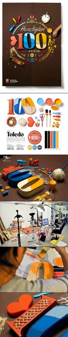 http://www.behance.net/gallery/Swedish-Homecrafting-Association/9359847   [Typo][Handmade][Photo] created via http://pinthemall.net
