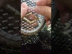 Musaka, Gold Work, Druzy Ring, Make It Yourself, Embroidery, Bridal, Rings, Crafts, Youtube