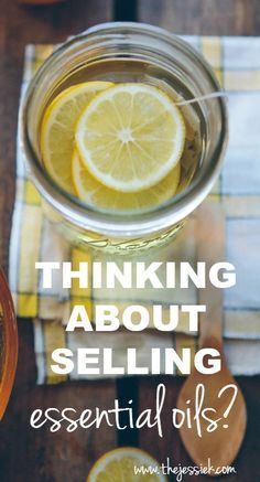 Thinking About Selling Essential Oils? Read this important information FIRST to achieve success in your business.