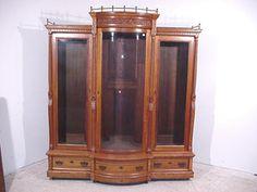 FABULOUS THREE DOOR BOOKCASE  Price: $12750.00