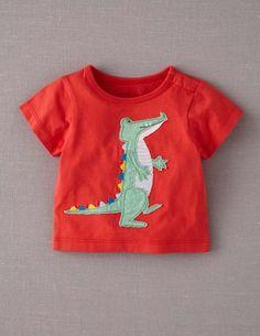 2aa75b01 Big Appliqué T-shirt Jack And Jill, All Things Cute, Baby Boy Fashion