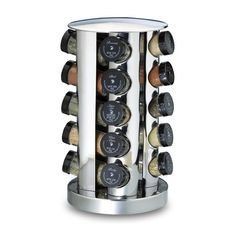 Found it at Wayfair - 20 Jar Revolving Spice Rack