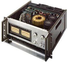 Victor Laboratory JM-S1000 Power Amp - 1975
