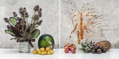 Spice things up with one of these tropical arrangements via @HonestlyWTF