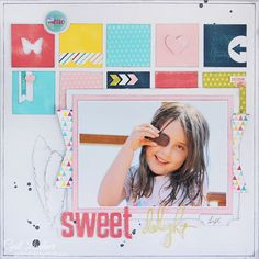 Core'dinations 'Sweet Delight' Layout
