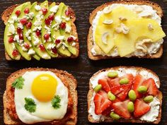 Turn that boring breakfast toast into something to boast about!