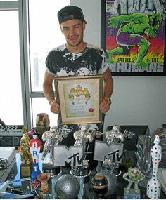 Liam Payne of Wolverhampton (One Direction)
