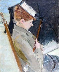 pintura de Paul Cesar Helleu