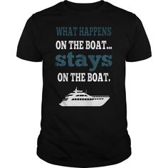 What happens on the boat - BOATING