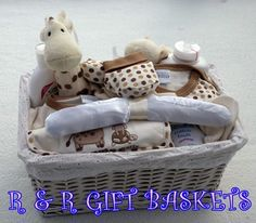 Uploaded image GIRAFFE BASKET PACKED 3.JPG
