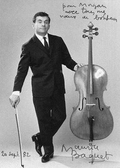 Maurice Baquet Robert Doisneau, Portrait, Black And White Photography, Cellos, The Incredibles, Musicians, Band, Collection, Photos