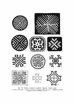 034 Орнамент народов Сибири как исторический источник – 505 фотографий