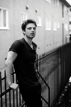 Sebastian Stan *-* I love you so much :D