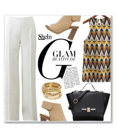 """""""SheIn"""" by amra-mak ❤ liked on Polyvore featuring Michael Kors, ABS by Allen Schwartz and shein"""