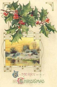 vintage christmas cards | imagenes vintage christmas,card,viejas tarjetas