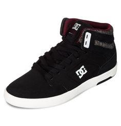 DC Shoes Womens Nyjah High J High-Tops: Amazon.co.uk: Shoes & Bags