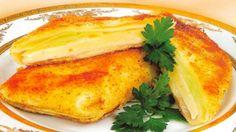 Шницель из капусты. Такое интересное и незамысловатое блюдо можно приготовить из капусты! Гости точно оценят, проверено!