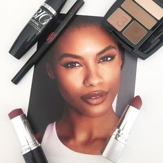 Pictured Above: Big & Daring Mascara, Mega Effects Liquid Eye Liner, True Color Eyeshadow Quad in Mocha Latte, Beyond Color Lipstick in Twig, and Be Blushed Cheek Color in Crushed Berry. #lookoftheday #LOTD #makeup #beauty #beautyblogger #beautyblog #makeupaddict #makeupartist #makeupjunkie #avonrep #avonlady #avonmakeup #avonsuccess