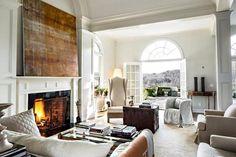 Fredrik Eklund's Dreamy Connecticut Mansion Is So Beautiful, It Made Him Cry