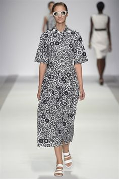 London Fashion Week Day 2 Holly Fulton Spring/Summer 2015  Ready-To-Wear 13 September 2014