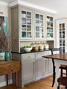 Modern Kitchen Cabinets - CLICK THE IMAGE for Lots of Kitchen Ideas. #kitchencabinetmakeover #cabinetideas
