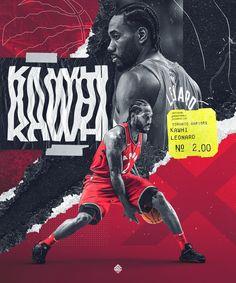 "189 Kawhi Leonard – kawaii Toronto Raptors FMVP NBA 24 ""x Poster … – Candance Roeder – Join the world of pin Toronto Raptors, Sports Graphic Design, Graphic Design Posters, Sport Design, Sports Advertising, Web Design Quotes, Sports Graphics, Print Layout, Web Design Company"