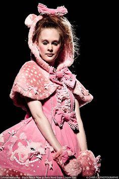 © CHRISCB PHOTOGRAPHIE : www.chriscb.org #lolita #angelicpretty #parislolita