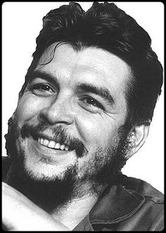 "Ernesto ""Ché"" Guevara (1928-1967) - Argentine Marxist revolutionary, physician, author, guerrilla leader, diplomat, and military theorist."