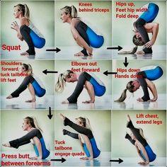 a 16pose yoga sequence to compass pose  compass pose