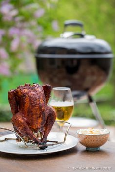 beer can chicken Beer Can Chicken, Cooking With Beer, Hungarian Recipes, Hungarian Food, Roast Duck, Beer Recipes, Ale, Turkey, Canning