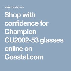 a78c5f701d2 Shop with confidence for Champion CU2002-53 glasses online on Coastal.com  Superdry