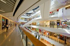 Central Plaza Rama 9 in Bankok by Benoy
