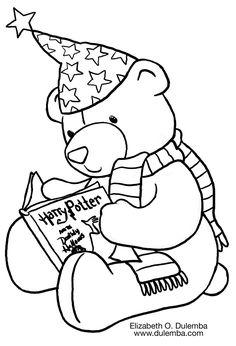 how to draw a teddy bear dragoart